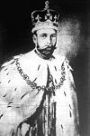 V. György angol király