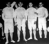 Kabos Endre, Casimir, Berczelly és Kovács