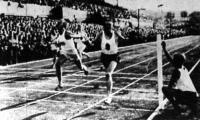 Sir győz 200 m-en a svéd Strandberg előtt