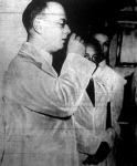 Klaus Hansen a nehézvíz  kutatója