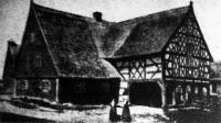 Ilyen házban laknak a német kisgazdák