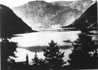Az acheni tó Tirolban