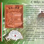 BÉKÉS VÁRMEGYE CÍMERE, 1836