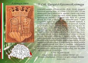 CSÍK-,GYERGYÓ-ÉS KÁSZONSZÉK CÍMERE, 1793