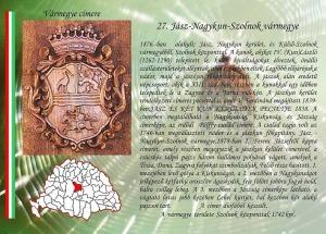 JÁSZ-NAGYKUN-SZOLNOK VÁRMEGYE CÍMERE,1878