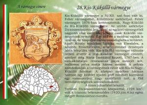 KÜKÜLLŐ VÁRMEGYE CÍMERE, 1767