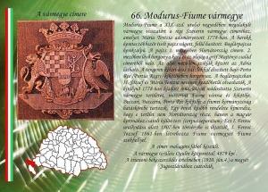 MODURUS-FIUME VÁRMEGYE-SZEVERIN VÁRMEGYE CÍMERE, 1778