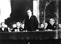 Kozma Miklós beszéde Szombathelyen