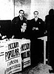 Szavazás Madridban