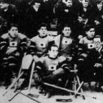 Japán olimpiai jégkorong-csapata