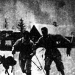 A norvég 4x10 km-es sífutó staféta ezüstérmet nyert az olimpián