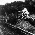 Endrődy százados az olimpiai Military-lovaglásban ötödik lett
