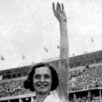 Csák Ibolya, a női magasugrás olimpiai bajnoka