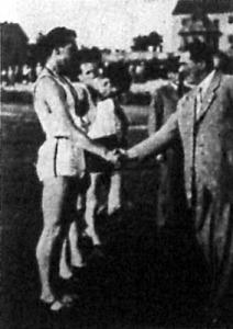 Kovács nyerte a 200 és 400 méteres gátfutó bajnokságot