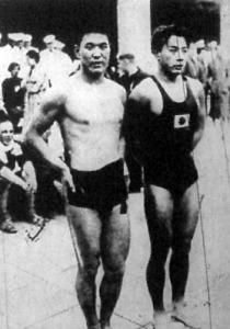 Arai és Yusa a két japán csodaúszó, kiket Csík legyőzött