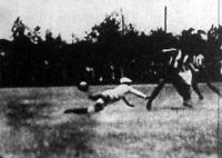 Toldi lövi a Ferencváros első gólját