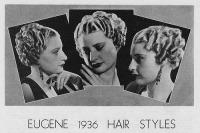1936- os frizurák