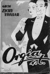 Gróf Zichy Tivadar: Orgia r.t.