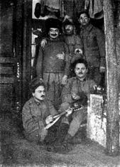 Magyar foglyok Szibériában