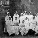 A Légrády-hadikórház ápolónői