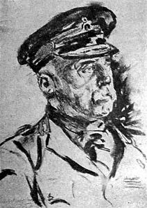 French tábornok, a megbukott angol fővezér
