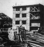 Építkezés a sashegyi barakkok helyén