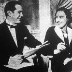 Egy jól fizetett titkárnő Robert Montgomery mellett (ő keres legtöbbet a hollywoodi titkárok között)