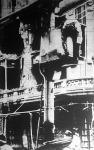 Nanking a japán bombatámadás után: a forgalmat a toronyból irányító rendőr holtan bukott előre.