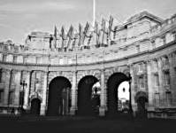 A londoni admiralitás épülete