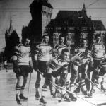 A Kimberley Dynamiters, Kanada világhírű jéghokkicsapata a műjégen