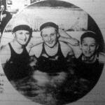 Hideg Kató, Harsányi Vera és Sóthy Boriska rekordot úszott a BSE versenyén