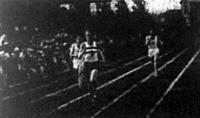 Görkói győz a 400 méteres síkfutásban a magyar-osztrák atlétikai viadalon