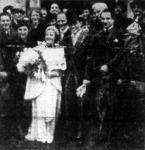 Papp László dr. esküvője