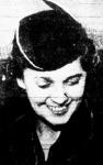 Szent- Györgyi Albertné  Lányiné Ferda Manyi ruhájában 1937
