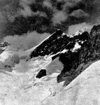 A Jungfrau-csúcs hómezői
