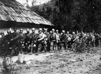 Hadgyakorlat (az 51. honvédhadosztály rohamszázada)