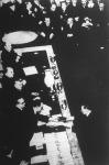 Az V. Kézműipari Kiállítás kitüntetéseinek átadása Pestvármegye vármegyeházának dísztermében