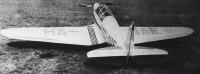 """A Műegyetemi Sportrepülő Egyesület """"M24"""" jelzésű új, nagyteljesítményű rekordgépe fogja a newyorki világkiállításon a magyar repülőgépgyártást képviselni."""