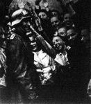 A német hadsereg Ausztriába bevonult egységeit ünneplő tömegek fogadták mindenhol.