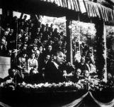 Korszakalkotó reformokat jelentett be Imrédy Béla miniszterelnök a kaposvári gazdagyűlésen