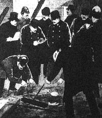 Szmilko és Herczeg tüzoltók holttesteit megtalálták