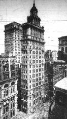 New-York legmagasabb háza