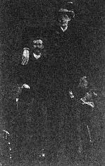 Winkelmayr Ferencz, a karintiai 23 éves óriás