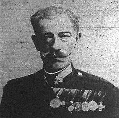 A kolozsvári 51-ik gyalogezred zászlószentelési és jubileumi ünnepének kimagasló része volt, amikor Probst ezredtulajdonos, Nagy Viktor őrmesternek mellére tűzte a király kitüntetését, az arany érdemkeresztet.