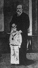 Az angol király és unokája