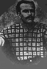 Rubino, egy anarchista és állitólag olyan szövetség tagja, mely czéljául tűzte ki a belga király megölését.