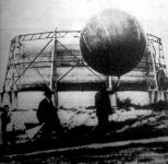 A rádiószonda pótolja az embert a sztratoszférarepülésben
