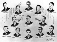 A Ferencváros bajnokcsapata