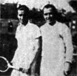 Szigeti (jobbra) és Lesueur