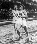 Harsányi győz Temesváry előtt a 800 m-es síkfutásban